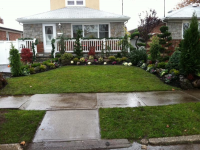 Queens yard landscaping