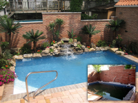 Pool installation in Queens